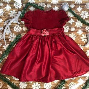 Bitty Baby by American Girl Velvet Holiday Dress